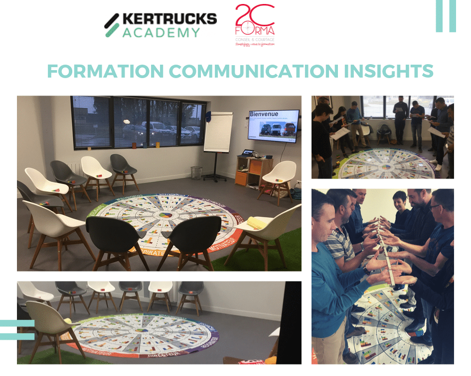 Formation COMMUNICATION INSIGHTS
